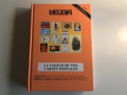 L'Officiel International Des CARTES POSTALES - NEUDIN 1994 - Libri