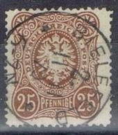 DO 15198 DEUTSCHES REICH GESTEMPELD MICHEL NR 35 ZIE SCAN( BIELEFELD ) - Used Stamps