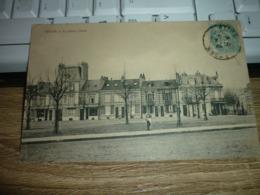 Carte Postale  Marne Reims Place Luton - Reims