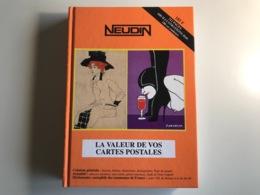 L'Officiel International Des CARTES POSTALES - NEUDIN 2000 - Boeken