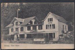 Switzerland Postcard - Brunig - Hotel Alpina  DC2370 - OW Obwalden
