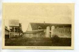10 PLANCY Chateau D'eau Aérodrome De La Perthe 1930     /D02-2017 - France