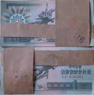 Korea P27 1988 1won 100pcs UNC - Korea, Noord