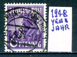 GERMANIA- BERLINO - Jahr 1948 - Usato - Used - Gestempelt - Michel 02 - Berlin (West)