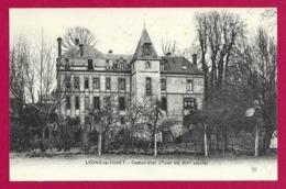 CPA Lyons La Forêt - Castel Viel - Lyons-la-Forêt