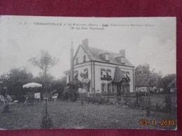 CPA - Harcourt-la-Neuville - La Cour Normande - Harcourt