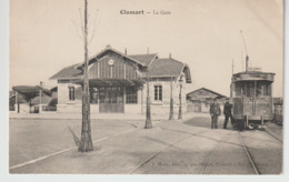 92 - Clamart - La Gare (tramway) - Clamart
