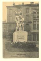 """A0187[Postkaart] Bruxelles / Monument """"A Nos Blessés."""" / [verso] Votez Pour La Liste No 4 / C'est La Parti De L'Odre / - Partis Politiques & élections"""