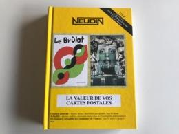 L'Officiel International Des CARTES POSTALES - NEUDIN 1998 - Libri