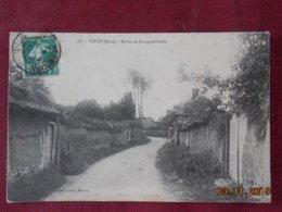 CPA - Vitot - Route De Bourgtheroulde - Autres Communes