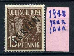 GERMANIA- BERLINO - Jahr 1948 -nuovo - New - Postfrish - MNH**- Michel 06 - Unused Stamps