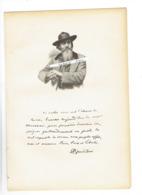 AMILCARE CIPRIANI 1843 PORTO D ANZIO 1918 PARIS PATRIOTE ITALIE ANARCHIE PORTRAIT AUTOGRAPHE BIOGRAPHIE ALBUM MARIANI - Historische Documenten