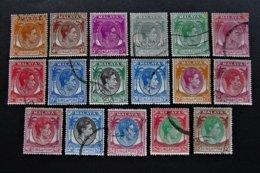 B3202 - Malaya-Singapore - 1948 - S.G. 17-30 - Gran Bretaña (antiguas Colonias Y Protectorados)