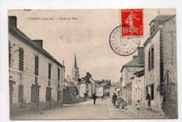 - CPA CASSON (44) - Route De Nort 1907 (avec Personnages) - Edition L. I. 814 - - Frankreich