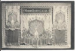 MAISON BABEY. DEVANTURE - Calais