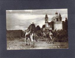 88962    Messico,  Tarjeta  Postal,  NV - Da Identificare