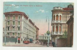 PADOVA - CORSO DEL POPOLO VERSO LA STAZIONE VIAGGIATA FP - Padova (Padua)