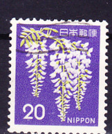 Japan - Glyzine (Wisteria Sinensis) (MiNr: A932) 1969 - Gest Used Obl - 1926-89 Emperor Hirohito (Showa Era)