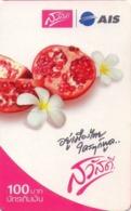 TAILANDIA. Thai Fruits-09 Pomegranate. 1790. 12/2007. TH-12Call-1068. (045) - Tailandia