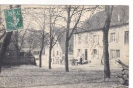 Haute-Saône - Montbozon - Place De L'Eglise - La Poste - Other Municipalities
