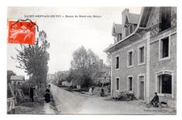St Gervais De Vic Route De Bene Sur Braye - Otros Municipios