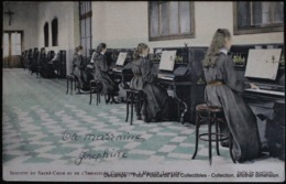 Heverlee Instituut Heilig Hart Musiek Kamer 1906 Salle De Musique Institut Sacré-Coeur Immaculée Conception - Leuven