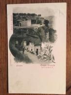 CPA, Orvieto, Pozzo Di S. Patrizio, Tombe Etrusche Del V. Secolo A. C, éd Alterocca / Terni, Non écrite - Italy