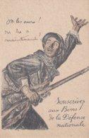 Souscrivez Aux Bons De La Défense Nationale - War 1914-18