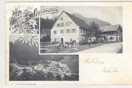Gruss Aus Luziensteig - 1901          (P-189-61031) - SG St. Gall