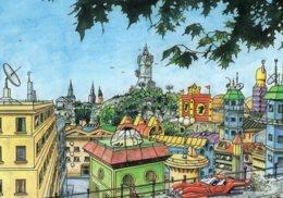B60150 CPM Association Cartophiles Varois Draguignan, Illustrateur Michel Crosa - Illustrators & Photographers