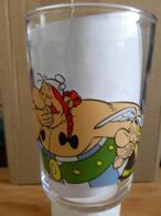 Verre à Moutarde Asterix 2012 Asterix Obelix Idefix 2 Scans - Bicchieri