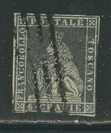 TOSCANE N° 15  Obl. - Toscane