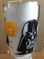 Verre à Moutarde Star Wars Dark Vador Et Maitre Yoda 2 Scans - Vasos