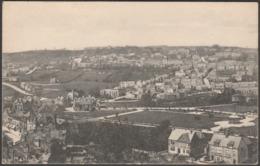 General View, Matlock, Derbyshire, 1918 - Postcard - Derbyshire