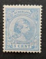 Nederland/Netherlands - Nr. 35 (postfris) - Period 1891-1948 (Wilhelmina)