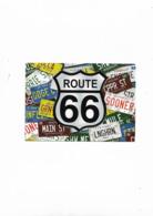 Carte Pôstale Etats Unis   Route 66  Multi Vues - Route '66'
