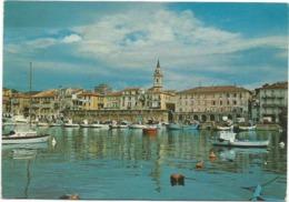 Z5077 Imperia - IL Porto - Barche Boats Bateaux / Viaggiata 1991 - Imperia