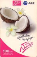TAILANDIA. Thai Fruits-13 Coconut. 1627. 12/2007. Big Expirydate. TH-12Call-1072. (041) - Tailandia