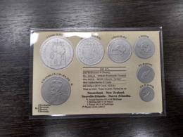 Monnaies Monnaies Shilling Pence Nouvelle Zélande - Nouvelle-Zélande