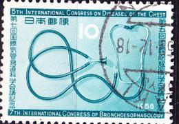 Japan - Ärztekongresse (MiNr: 687) 1958 - Gest Used Obl - 1926-89 Emperor Hirohito (Showa Era)