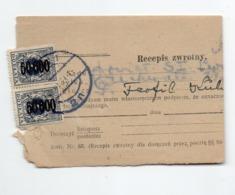 Lwow Postage Due1924 - 1919-1939 République