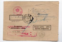Lwow Court 1937 - 1919-1939 République