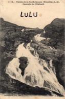 DEPT 06 : édit. Giletta Frères N° 3124 : Cascade De L Estrech , Vallée De La Gordolasque  ( Vésubie ) - Francia