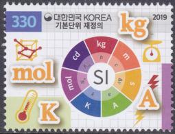 South Korea New Issue 20-05-2019 - Mint Never Hinged - Neuf Sans Charniere - Korea, South