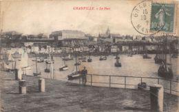 Granville (50) - Le Port - Granville