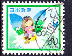 Japan - Tag Des Briefschreibens (MiNr: 1520) 1982 - Gest Used Obl - 1926-89 Empereur Hirohito (Ere Showa)