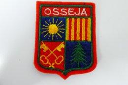 écusson D' OSSEJA - Blazoenen (textiel)