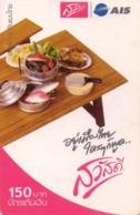 TAILANDIA. Thai Food-04. 1910. 06/2008. TH-12Call-1106A. (084) - Tailandia