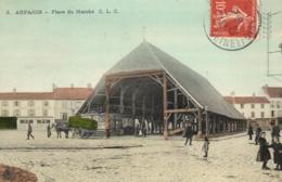 91 - Essonne - Arpajon - Place Du Marché - D 0536 - Autres Communes