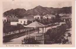 CAP VERT(SAO VICENTE) KIOSQUE - Capo Verde